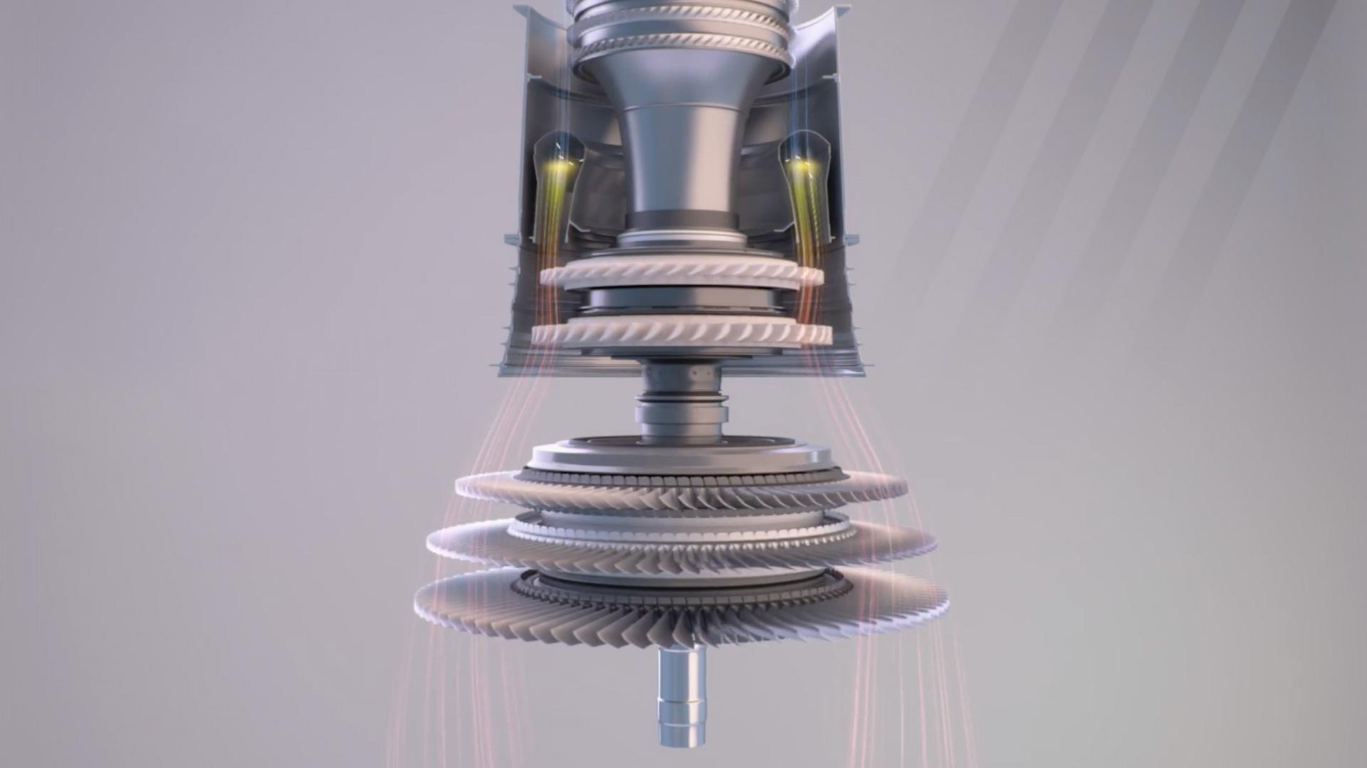 Pratt & Whitney Website - Engine