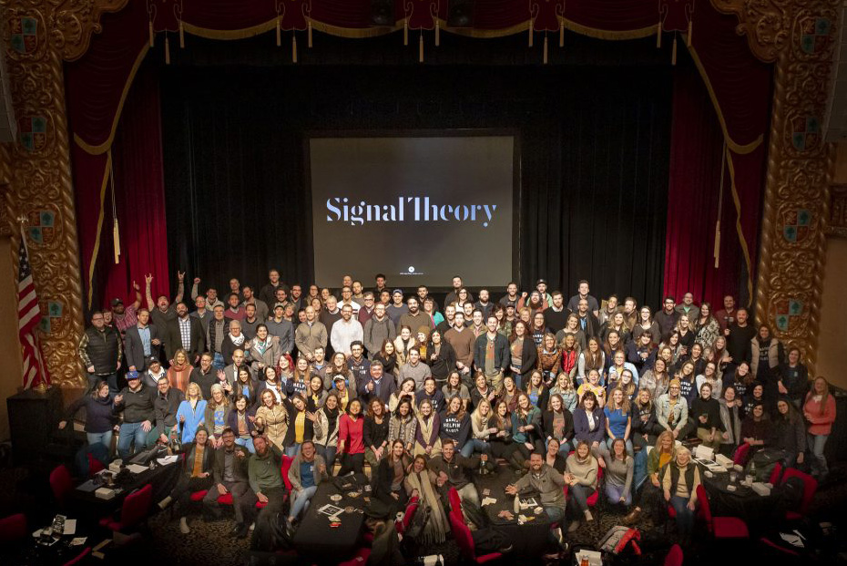 The people of Signal Theory