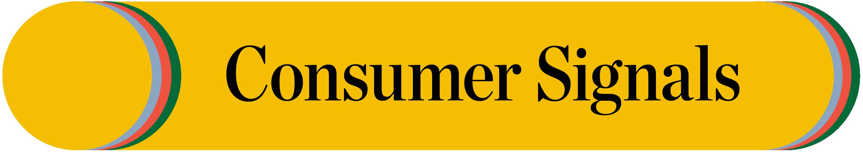 Consumer Signals