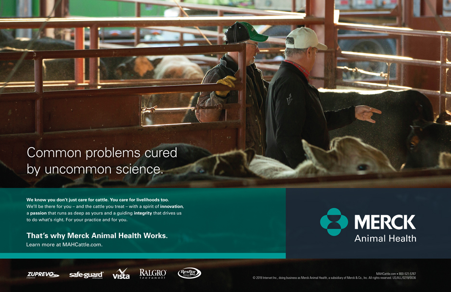 Merck Animal Health Works Science Ad