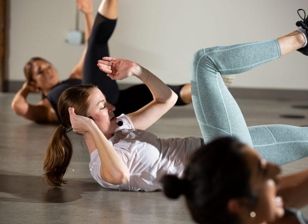 Office Wellness Fitness Class
