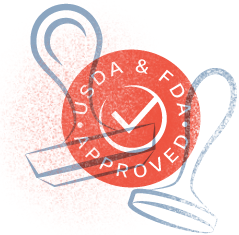 The FDA and USDA