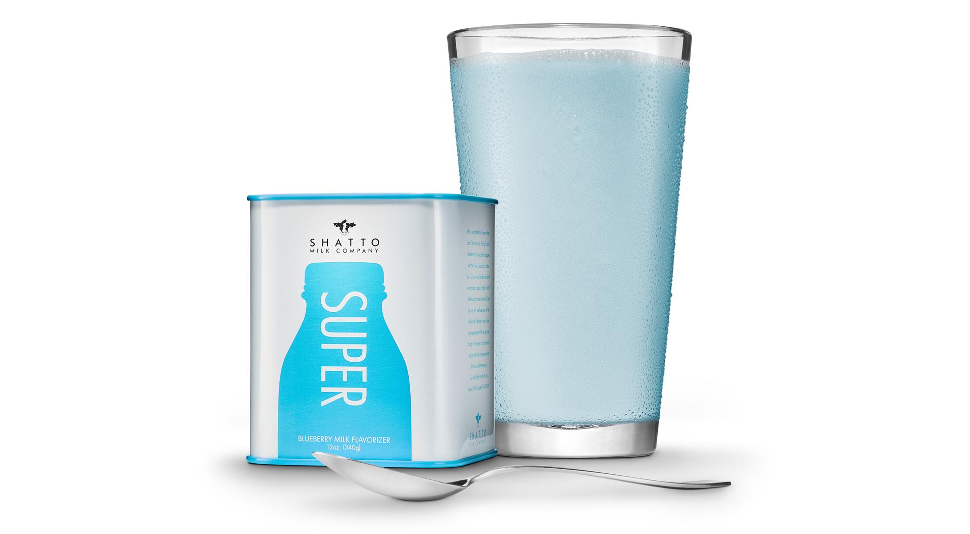 Shatto Milk Blueberry Flavorizer