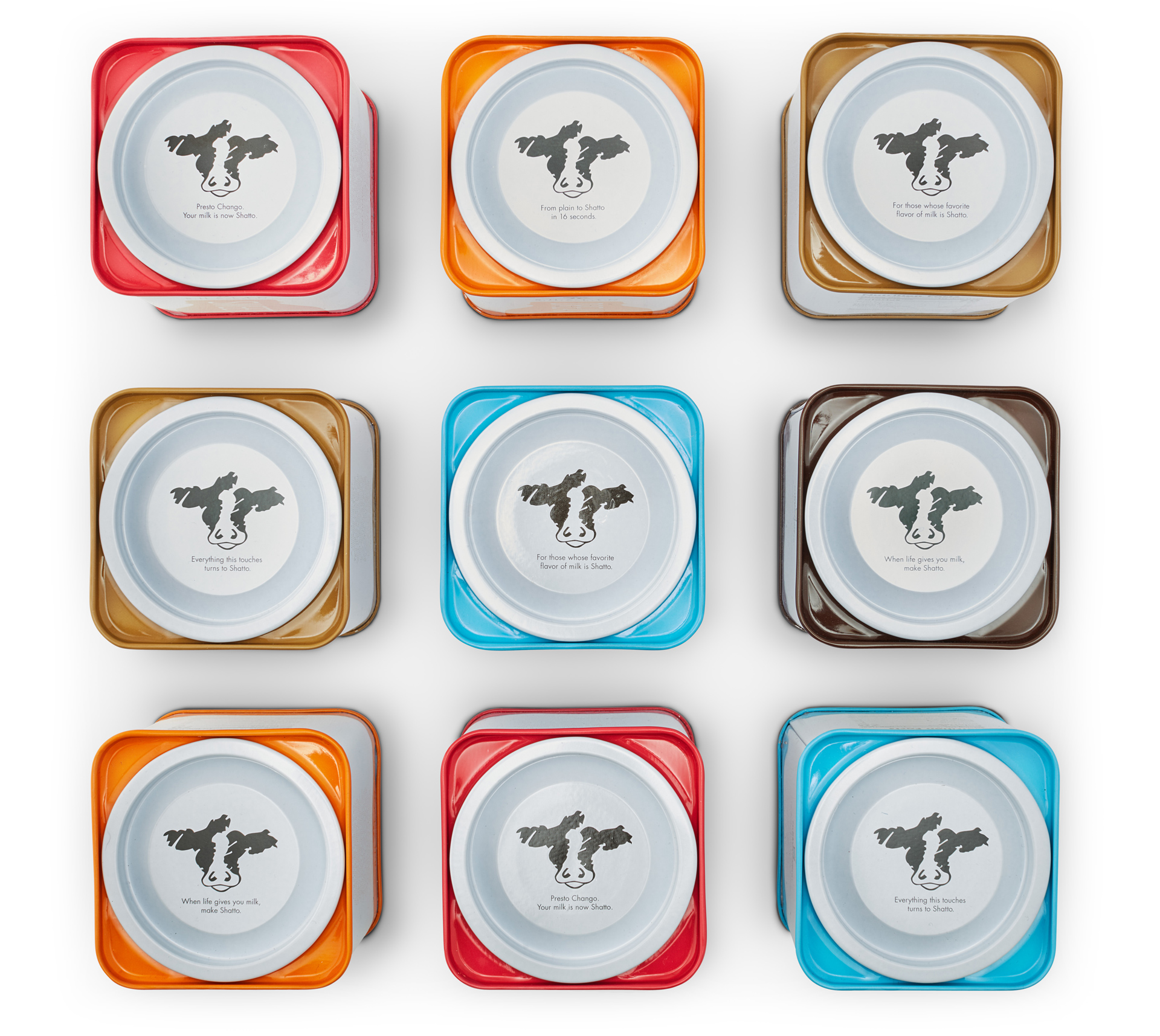 Shatto Milk Flavorizers Tin Tops
