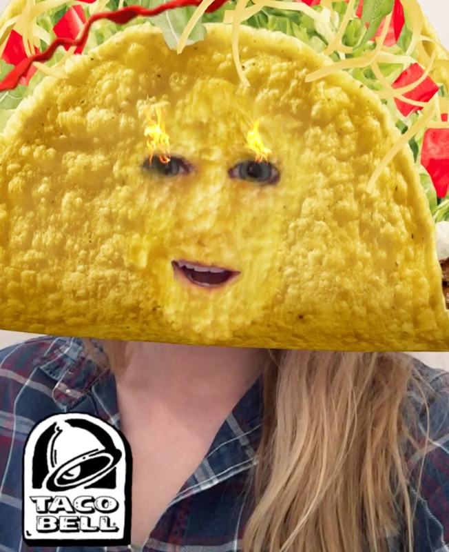 Taco Bell Filter Example