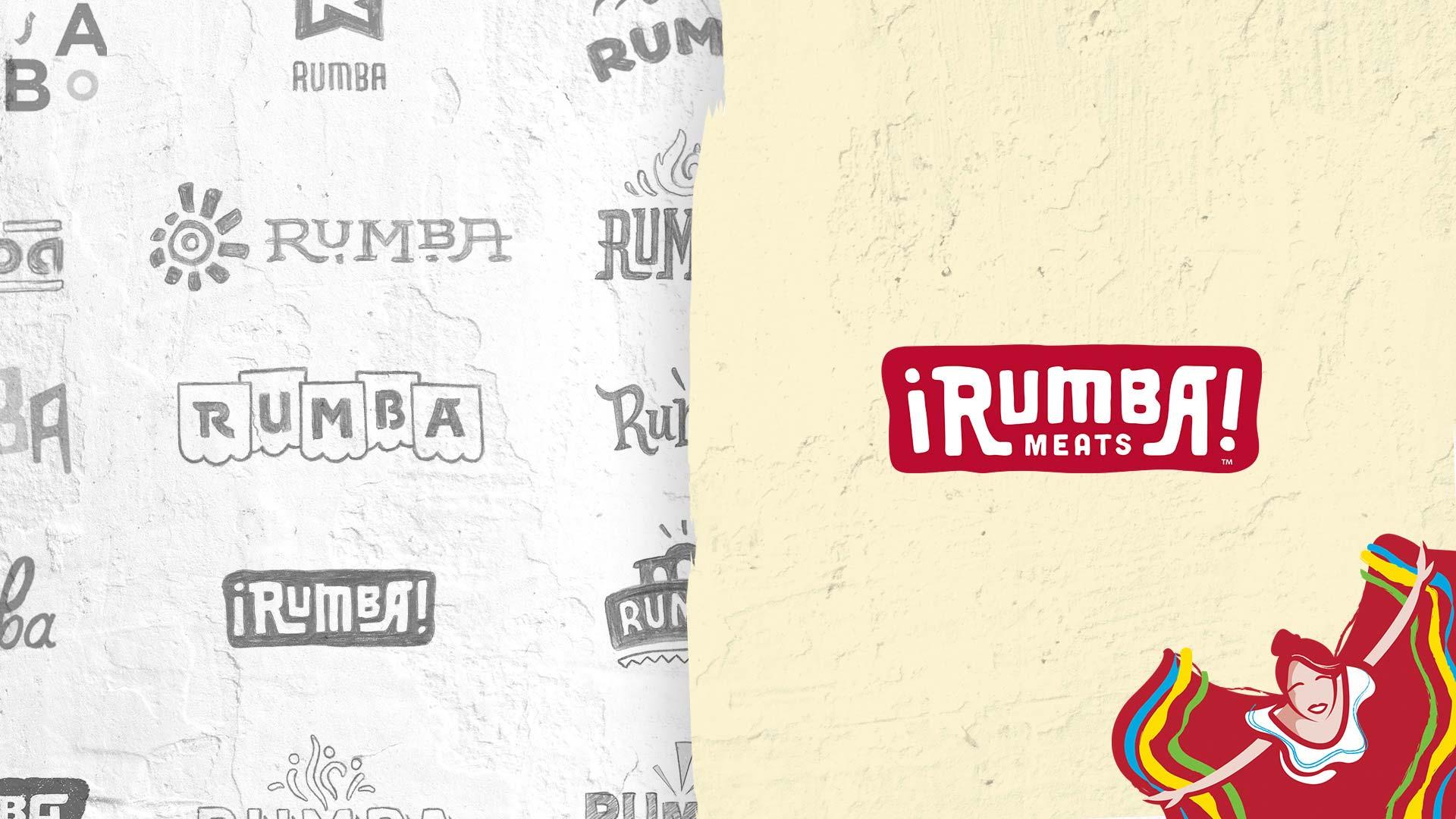 Rumba Meats brand example