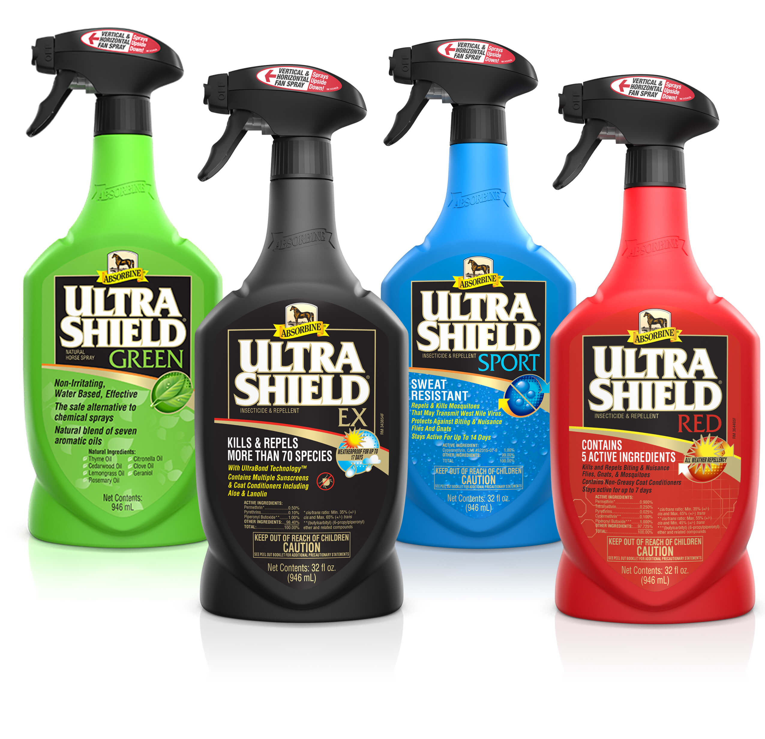 UltraShield Bottles