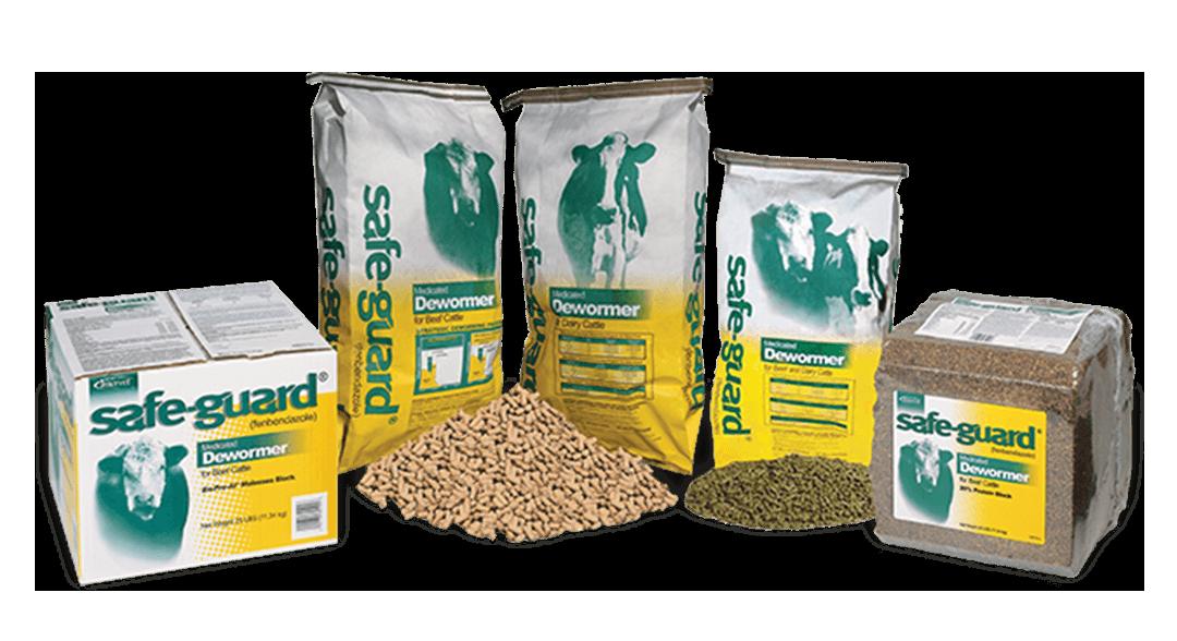 Merck Animal Health Safe-Guard Product
