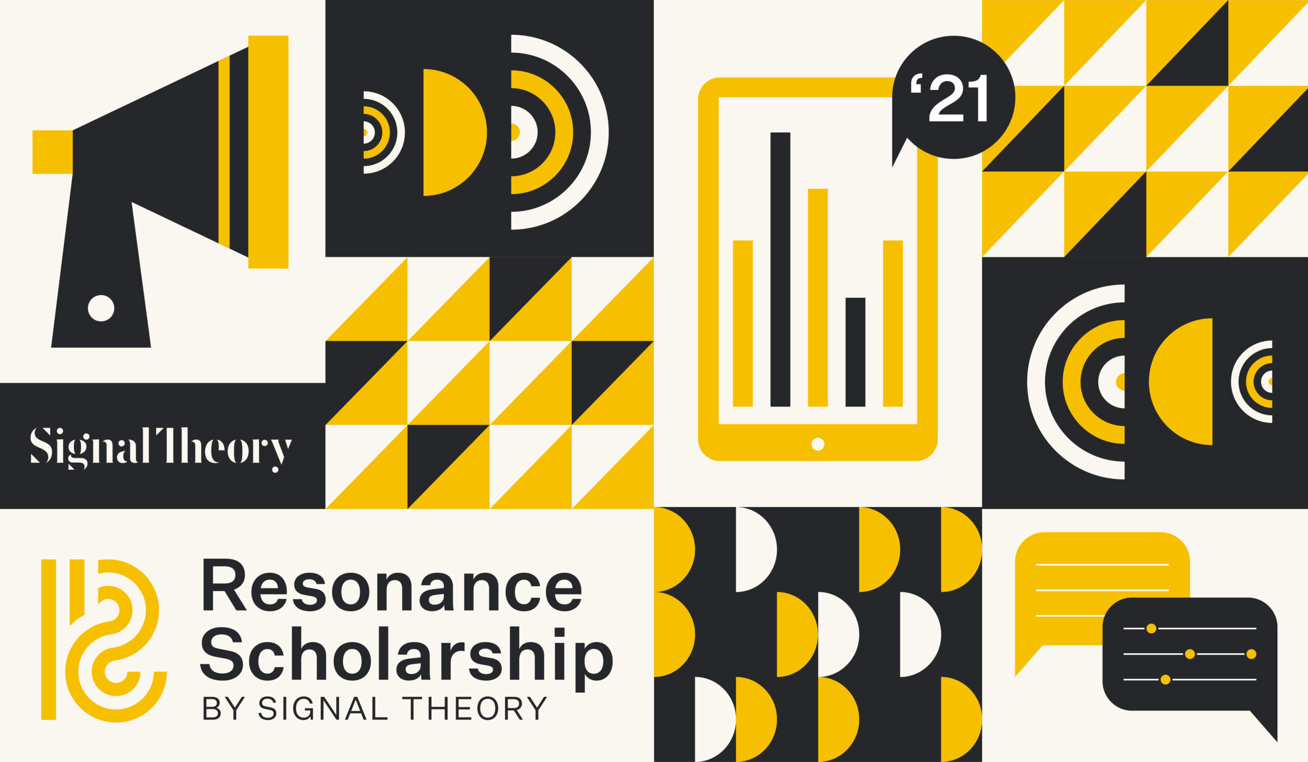 Signal Theory teams up with The BrandLab to launch Resonance Scholarship Program | Signal Theory