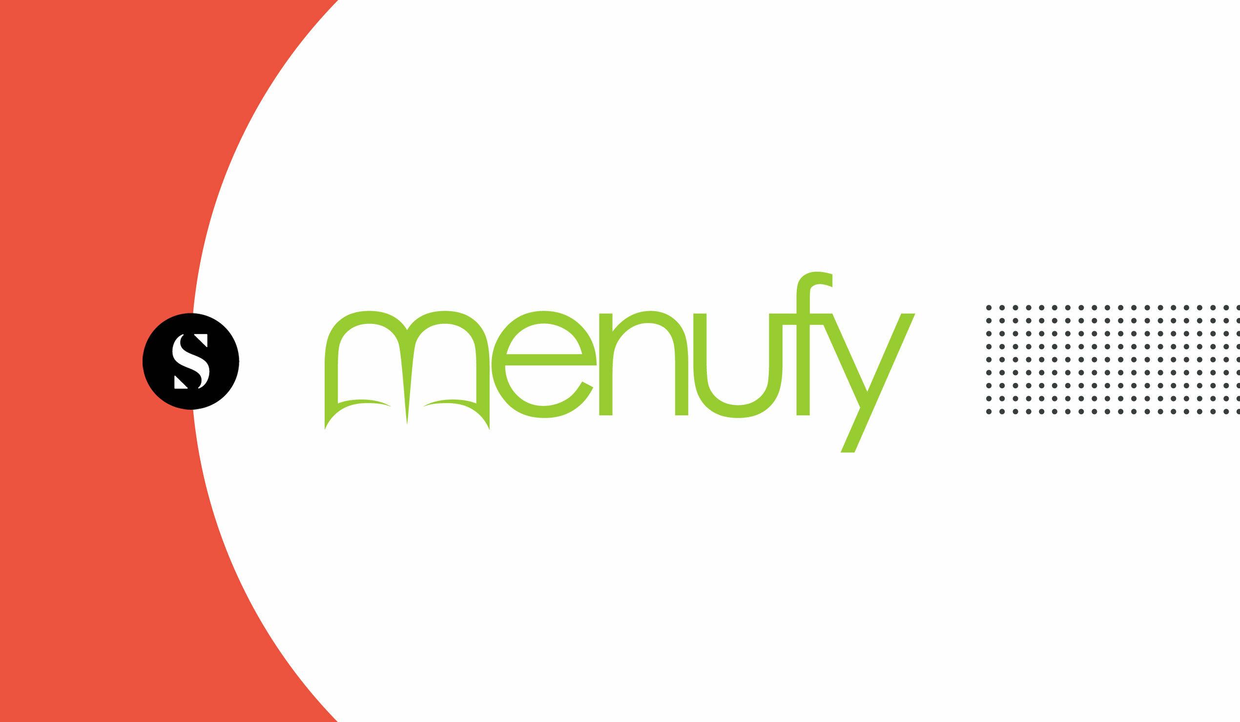 Signal Theory Icon and Menufy Logo